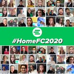 Image for the Tweet beginning: And that's a wrap! #HomeFC2020