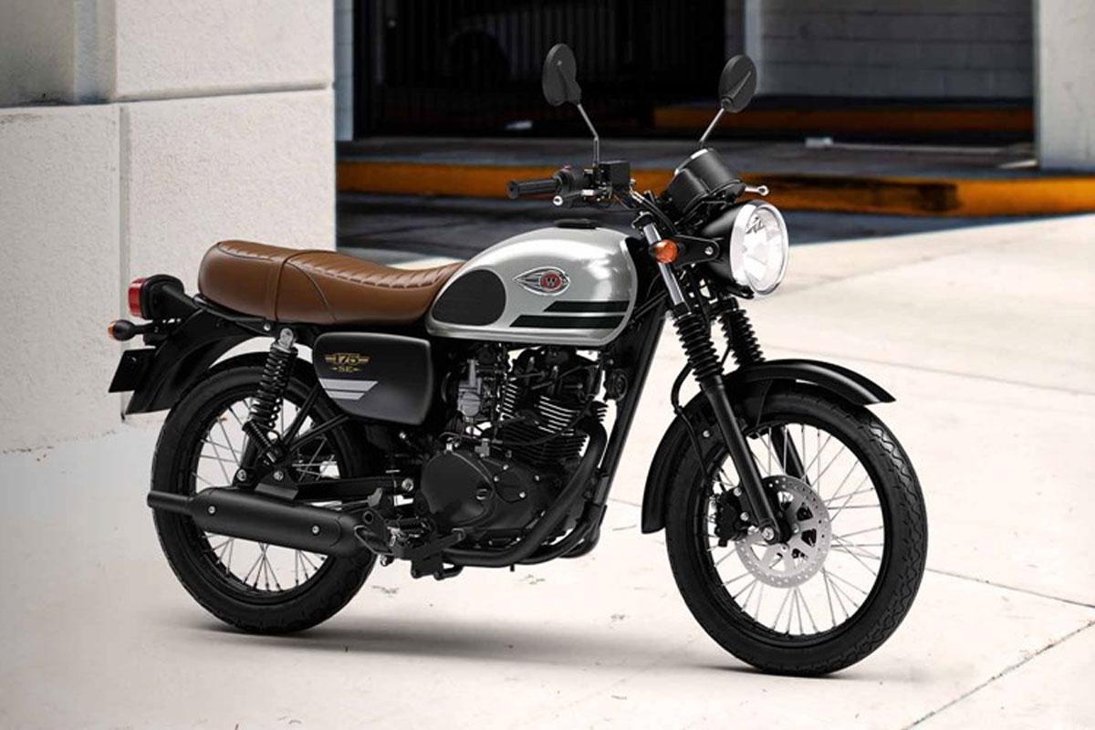 Qui rêve de voir une 125 néo-rétro chez Kawasaki en France ? Et elle existe pourtant ! 🥰https://t.co/vW0k45OJME https://t.co/b7aehAN1Jg