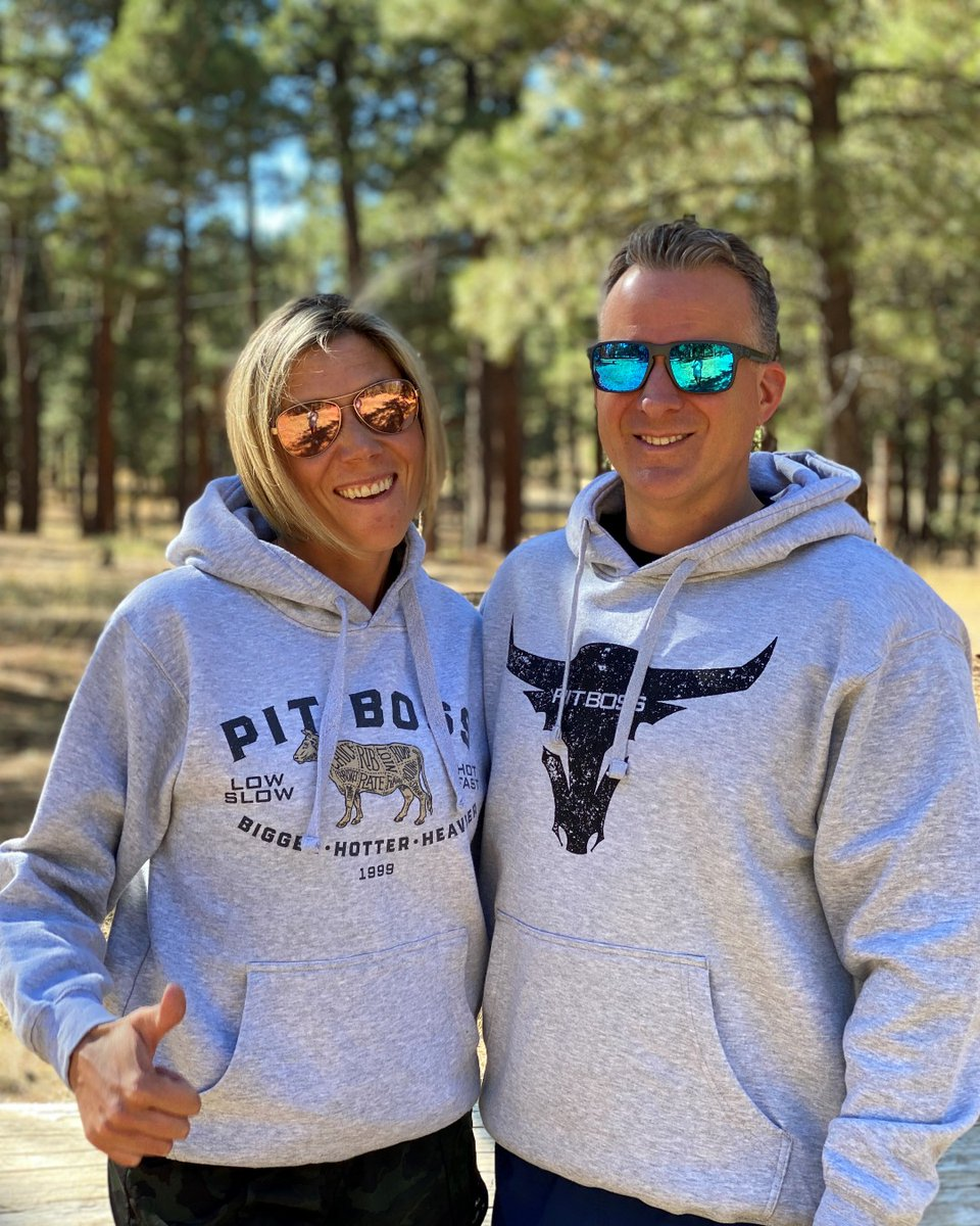 No matter where your adventures take you, travel in Bigger.Hotter.Heavier Style with our NEW Pit Boss Hoody's!   See all of our NEW designs at: https://t.co/XdxyQGWa6X https://t.co/Y0AKN27ALq