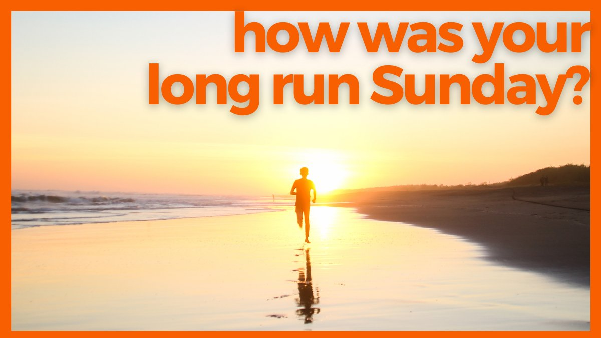 It might not have included sun like this and probably started an hour earlier/later (!) than usual, but how was yours? #longrunsunday #running #run #trailrun #trailrunning #ukrunchat #247running #runday #britishwintertime https://t.co/KDrmcbSJ35