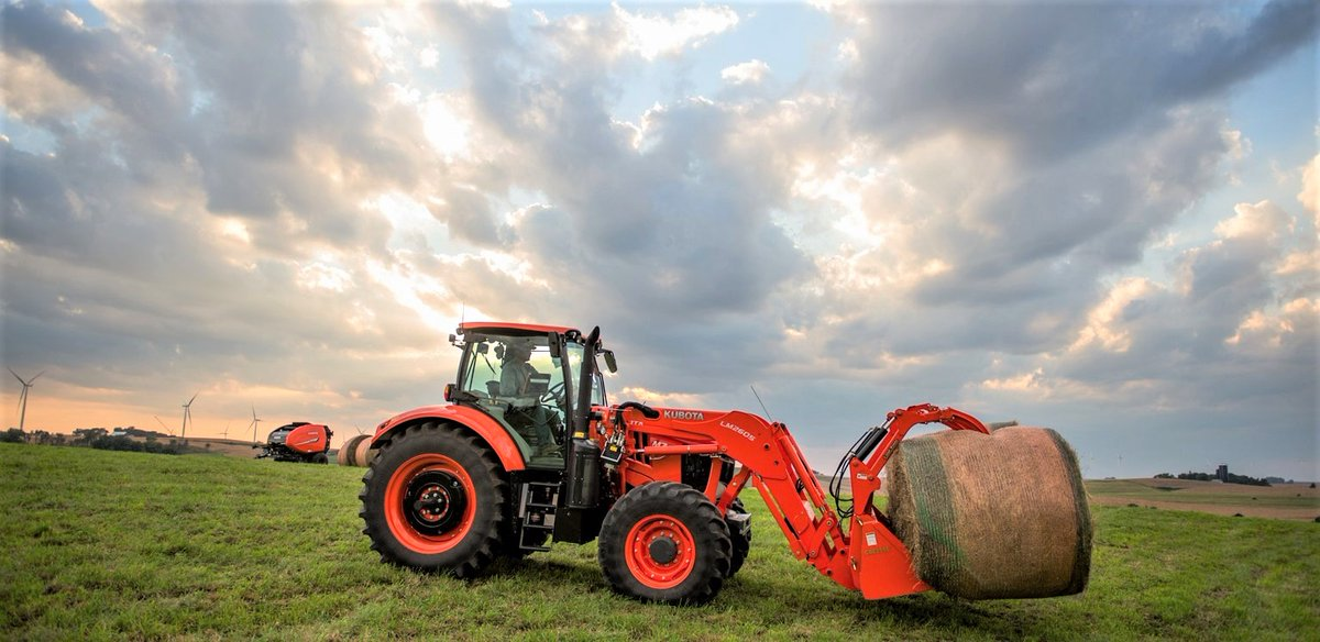 ICYMI: Orange? At Ohio State? Yes … thanks to #Kubota!  For details of the equipment maker's new tech training program partnership with @OhioStateATI, check out this @RLDeditors article: https://t.co/JHi4KfRPmD  #CleanfixFans https://t.co/oRgbO2sMxj