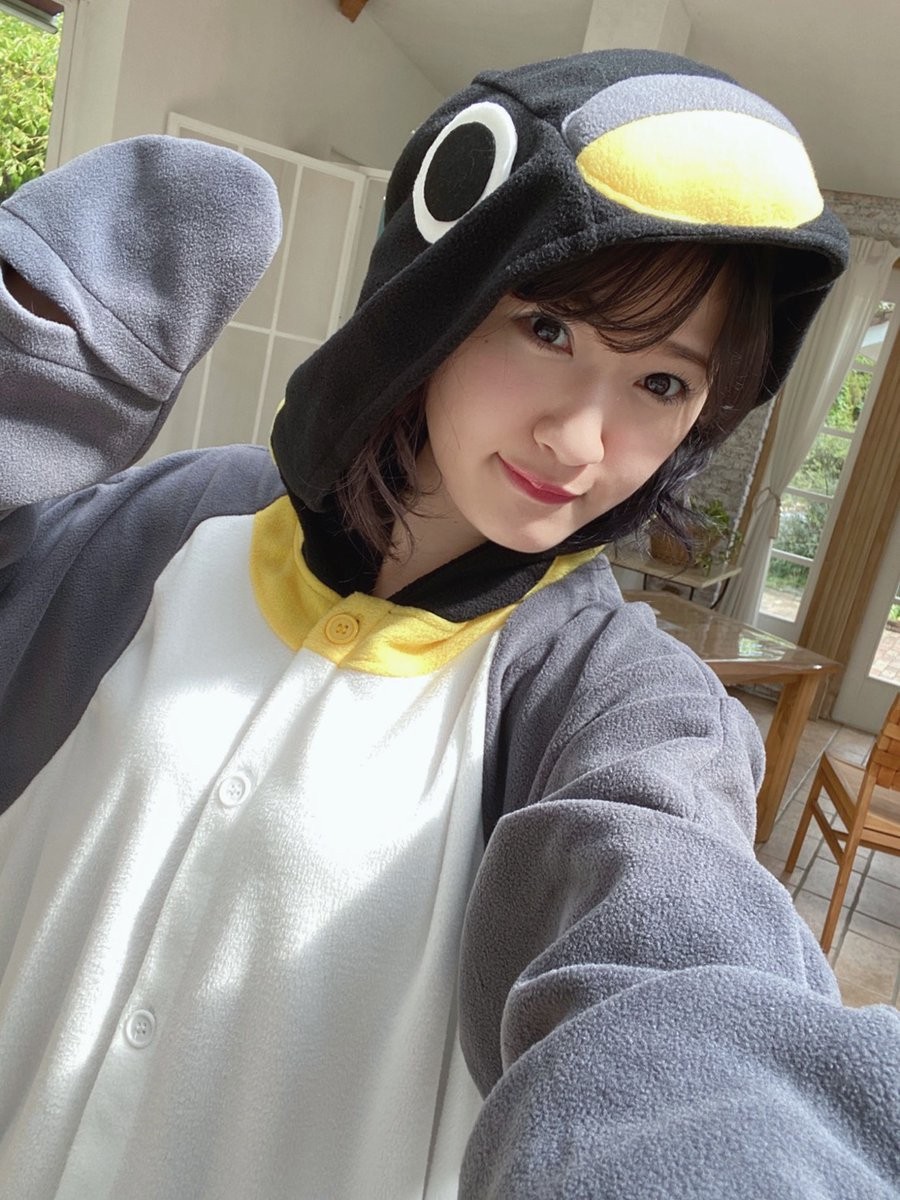 【Blog更新】 ☆ペンギン☆川村文乃:…  #ANGERME #アンジュルム #ハロプロ