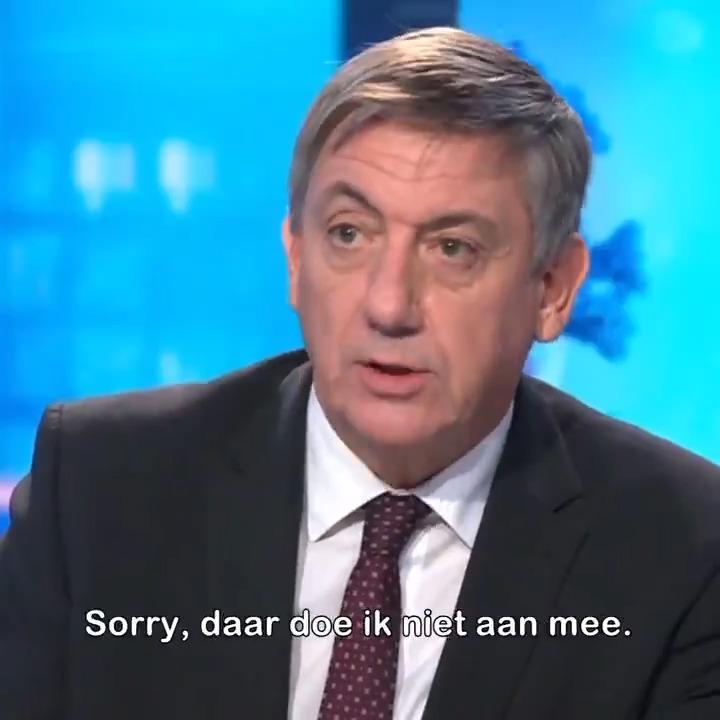 Image for the Tweet beginning: 'Vlaanderen werkt binnen krijtlijnen die