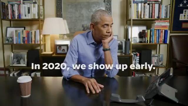 Be like @BarackObama. Vote early: makeaplan.com