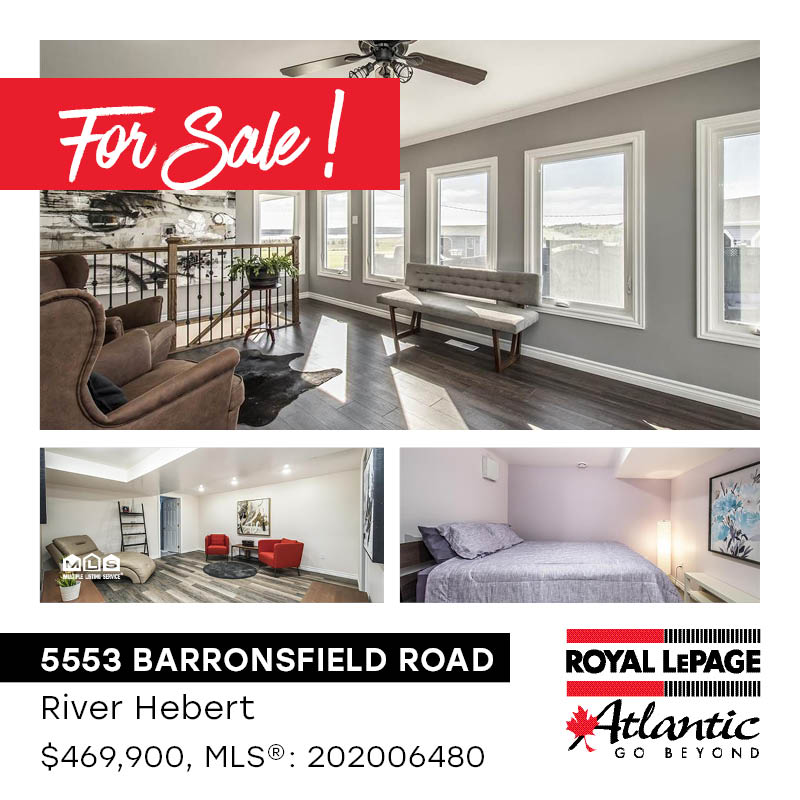 This 2 🛌+ den #familyhome is what you've been waiting for! Enjoy a relaxing Sunday morning coffee☕ while soaking up natural light☀️ in the gorgeous sunroom & spend the rest of your day unwinding in the oversized rec room. Don't wait; Call to view 5553 Barronsfield Rd. today! https://t.co/bKucmI8g4n