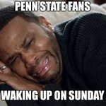 Image for the Tweet beginning: #psufootball #psufootballmemes #pennstatefootball #pennstatefootball #weare