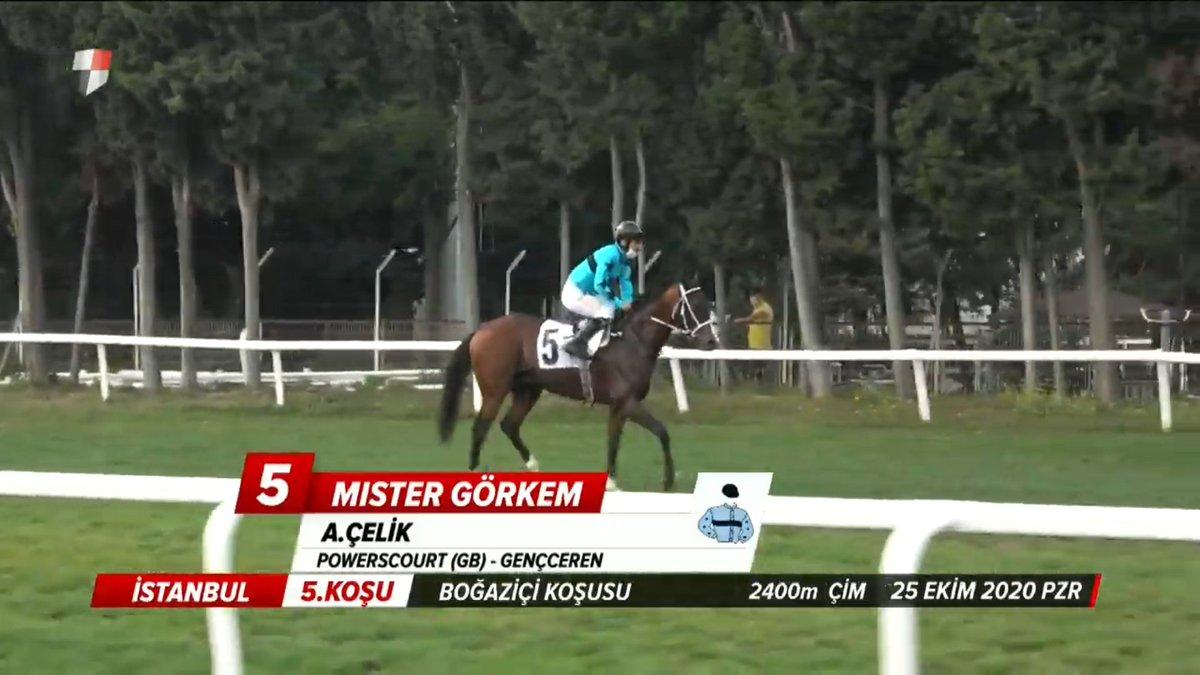 Mister Görkem – Boğaziçi Koşusu 2020