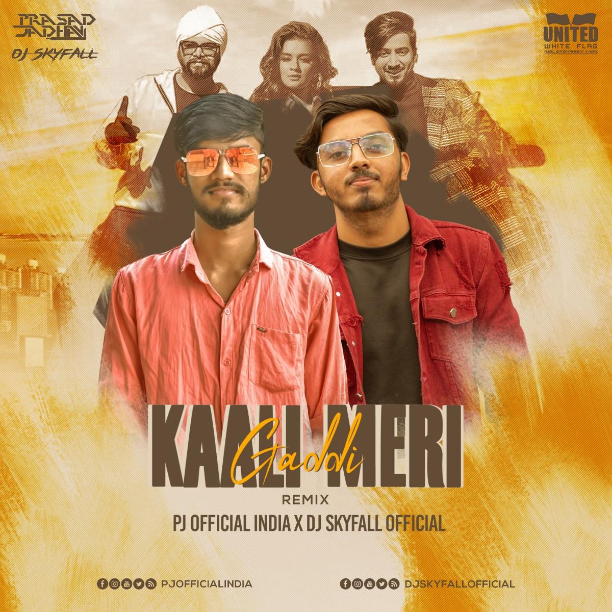 Kaali Meri Gaddi (Remix) - PJ OFFICIAL x DJ SKYFALL  Play/Download :: https://t.co/39kd9HyTbR  #KaaliMeriGaddi #Remix #RamjiGulati #MrFaisu #AvneetKaur #PJOFFICIAL #DJSKYFALL https://t.co/YN7YqhtL53