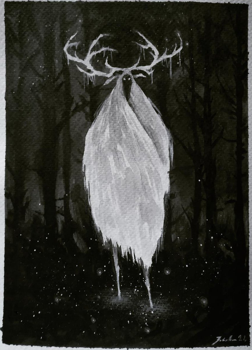 #Inktober/WITCHTOBER day XVIII. by SilviaBobekovaArt - https://t.co/rKFT7nd5nI via @insprade #inspirationde #Art #Black #Dark #Fantasy #Forest #Horror #Illustration #Witch https://t.co/43XaNo6RIa