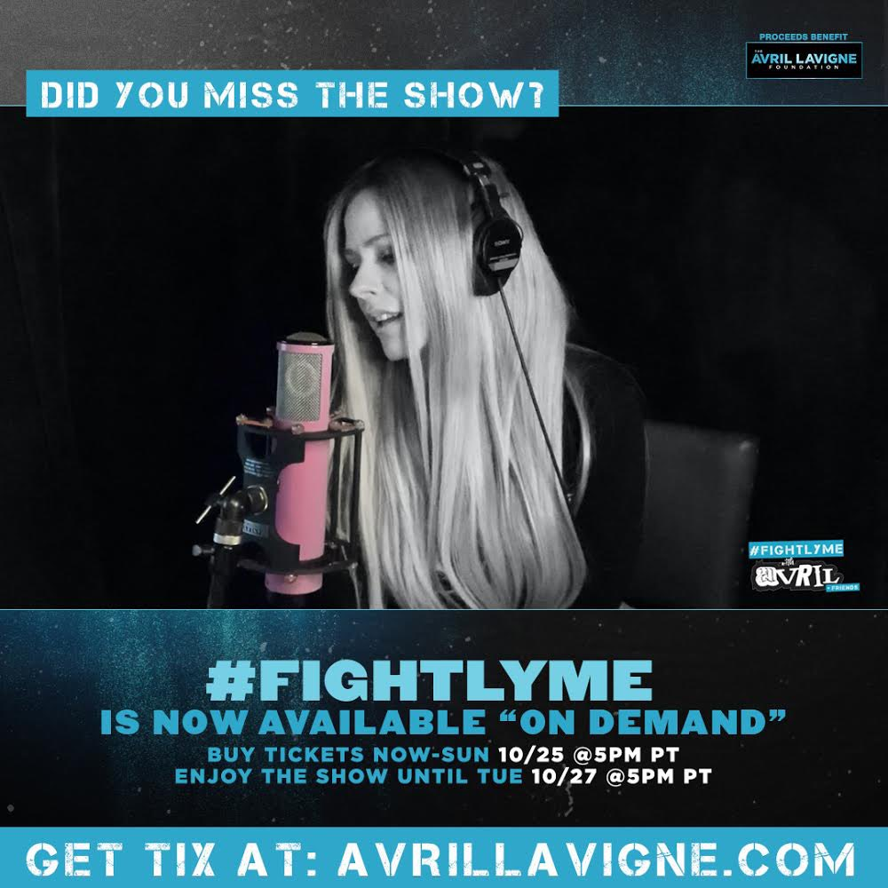 DID YOU MISS THE SHOW?? #FIGHTLYME IS NOW ON DEMAND. BUY TIX NOW UNTIL SUN 10/25 AT 5PM PST. ENJOY THE SHOW UNTIL TUES 10/27.  LAST CHANCE! GET YOUR TICKETS AT