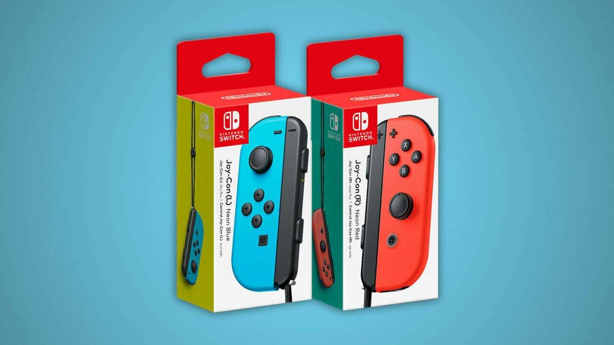 Nintendo Joy-Cons will get a permanent price cut soon trib.al/QJDvhjr