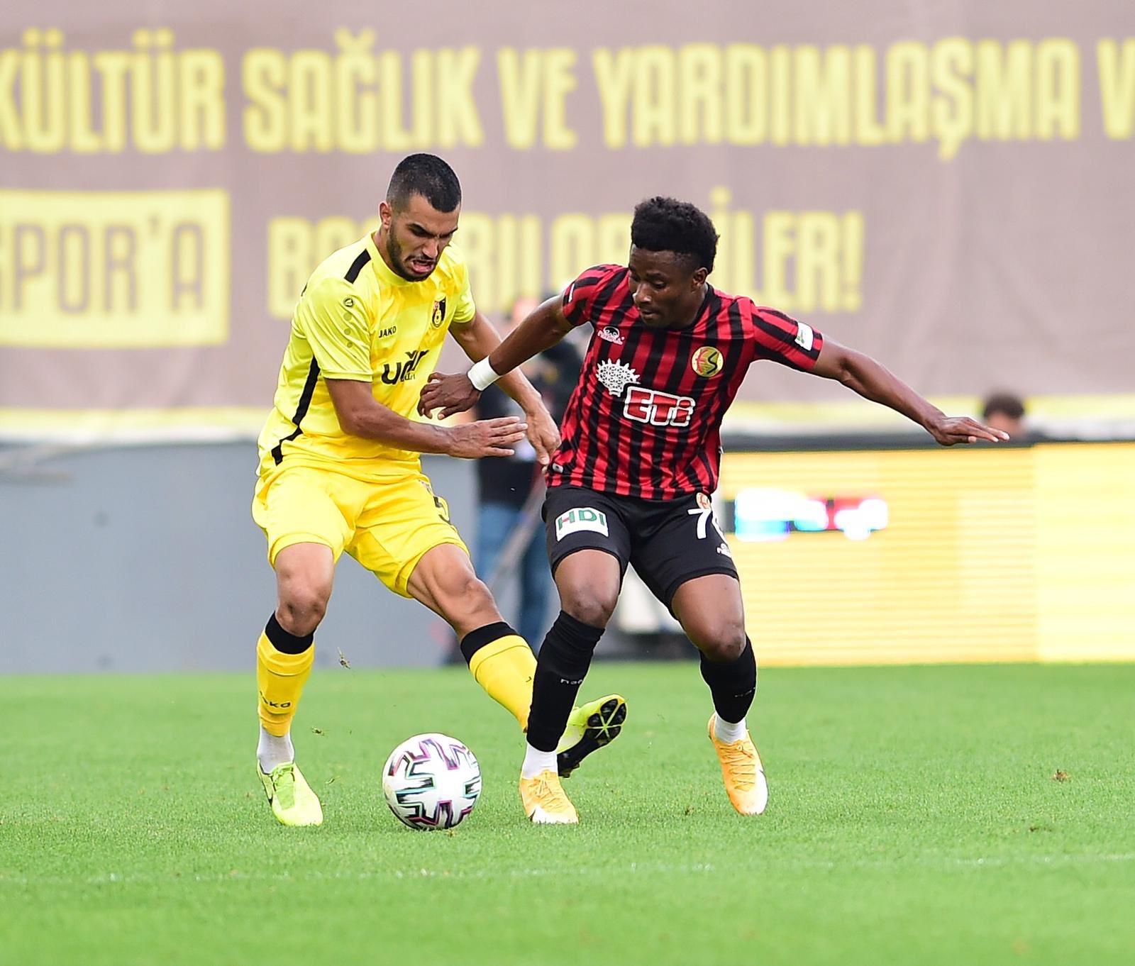 İstanbulspor maçında neler yaşandı?