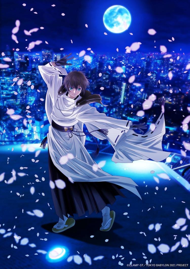 CLAMP「東京BABYLON」が2021年にTVアニメ化!アニメ制作はGoHandsが担当(動画あり) #tokyobabylon2021