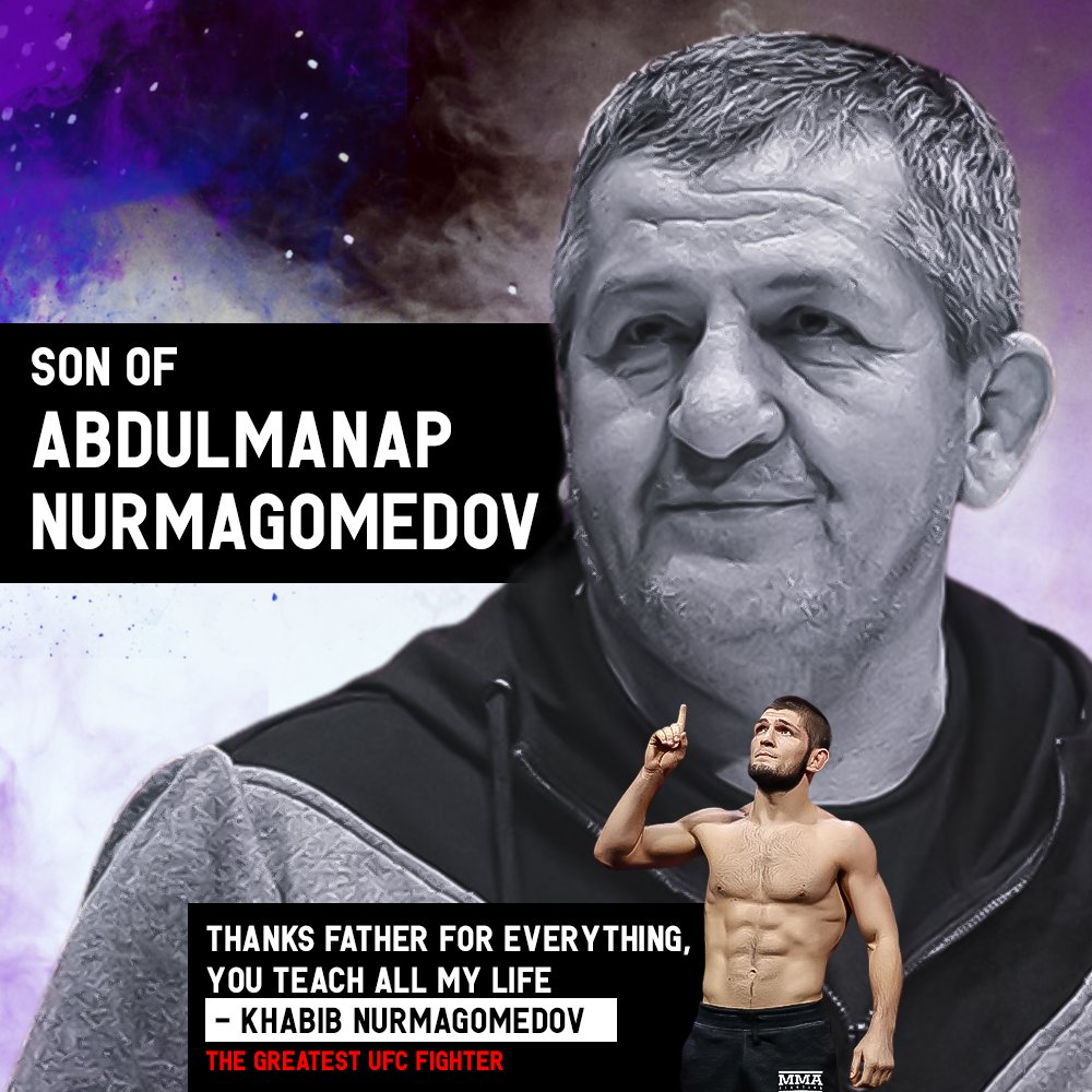 Congratulations @TeamKhabib ,  You truly deserve this !!! 29 - 0 is not a coincidence or luck it's the hard work of you and your father...  A small gift for you !!!   #UFCFightIsland6 #UFC254 #TeamKhabib #khabibnurmagomedov #Khabib https://t.co/uBqgKhPAcV