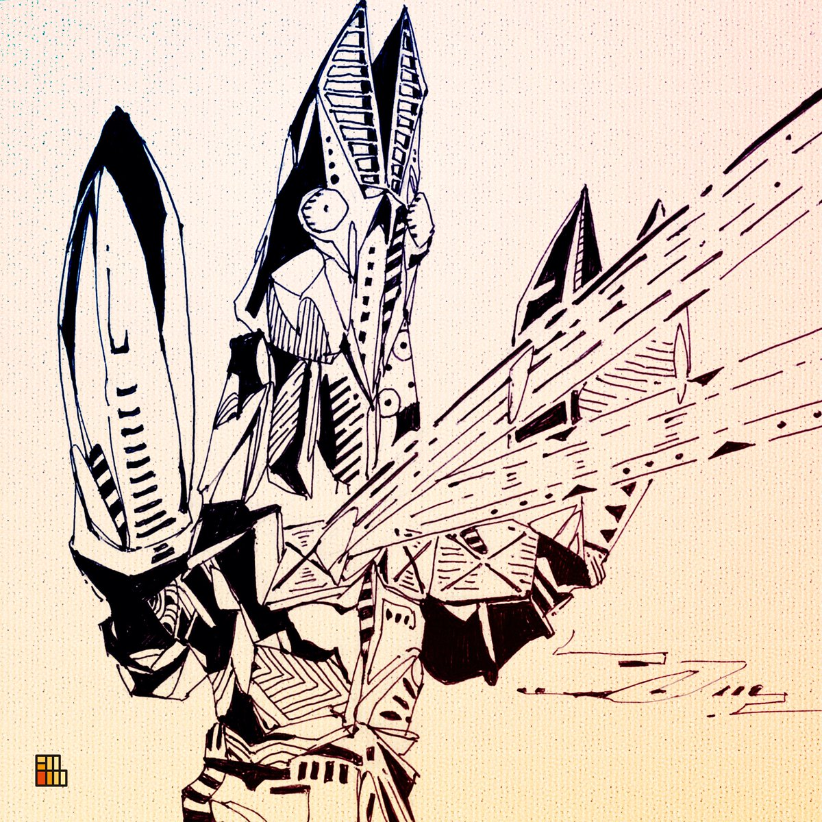 #drawing #ballpen #ballpendrawing  #zentangle #patterndesign #ultraman #alienbaltan #ultramanfanart  #illustration #illust #photoshop #kaiju #ボールペンイラスト #ボールペン画 #ゼンタングル #バルタン星人 #バルタン星人二代目 #ウルトラマン #ウルトラ怪獣 #ウルトラマンの怪獣全部描く https://t.co/gH3udcAOQb