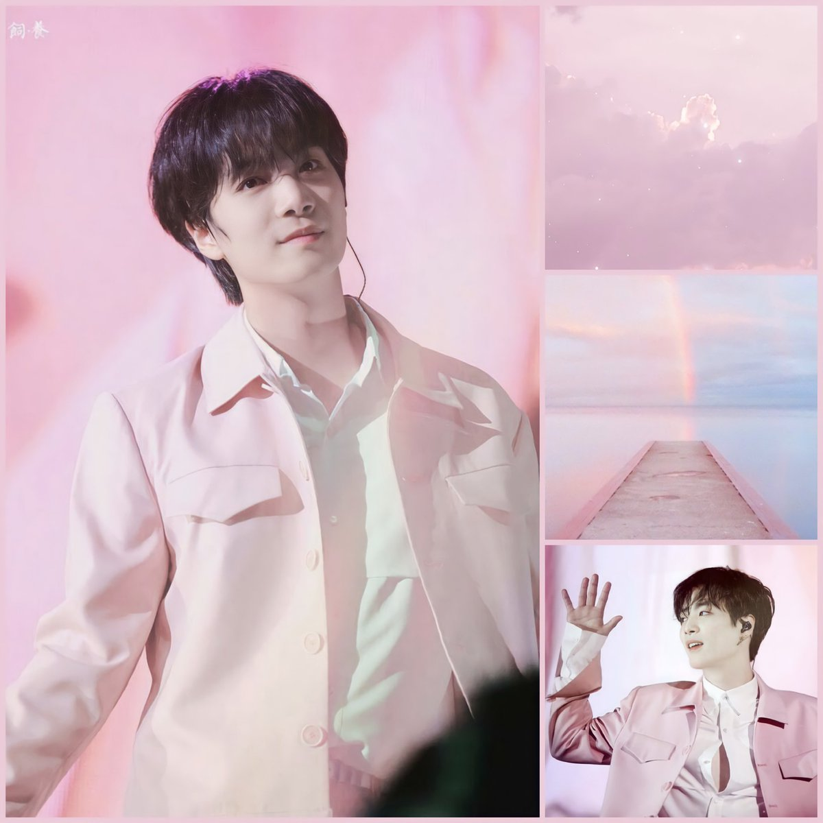 If you want life to smile at you, first give it a good mood #NUEST #JR #김종현 @NUESTNEWS #뉴이스트 https://t.co/yA3d8Bk9xN