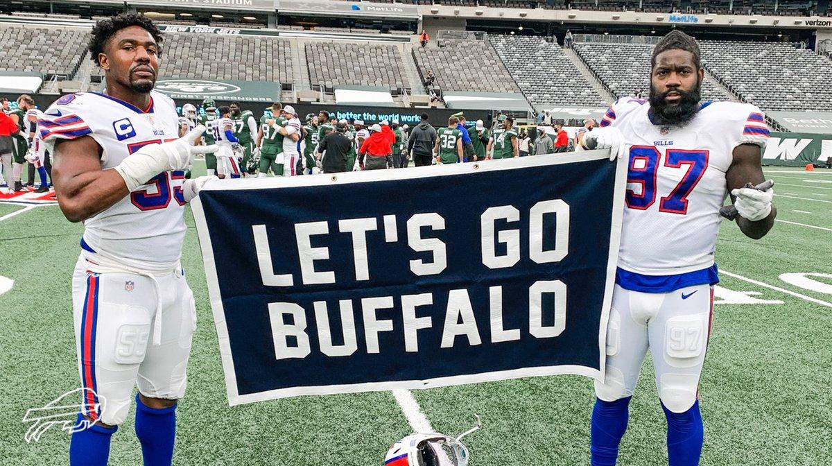 @BuffaloBills's photo on #BillsMafia