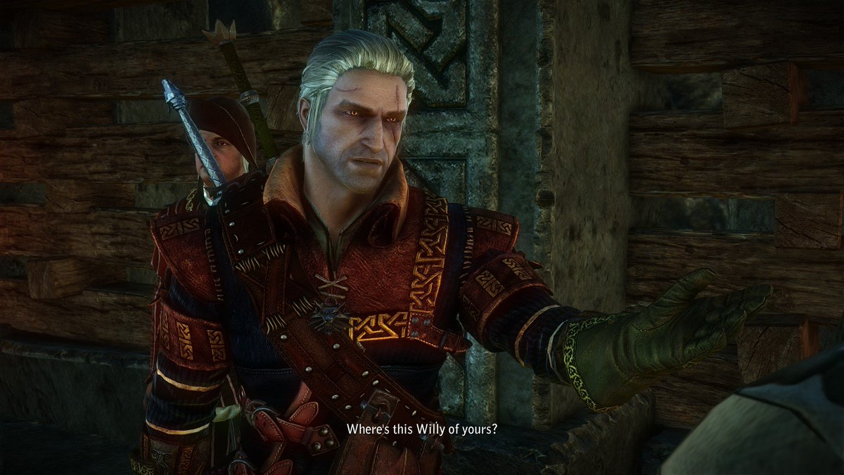 #outofcontext #TheWitcher #TheWitcher2 https://t.co/UKgi2F4zzJ