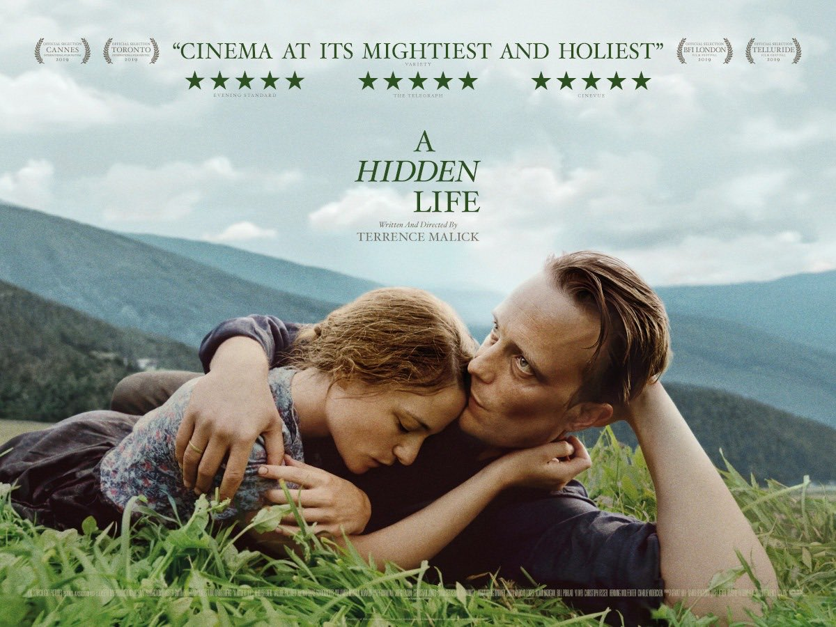 New #podcast episode is up! @brettmccracken from @TGC joins us for another #SubstantiveCinema discussion, this time on @AHiddenLifeFilm.   We hope you enjoy the #episode and go see the #film! 😁  #PodernFamily #PodcastMovement #movie  #faith #culture #theology https://t.co/dRZLMFCi6V