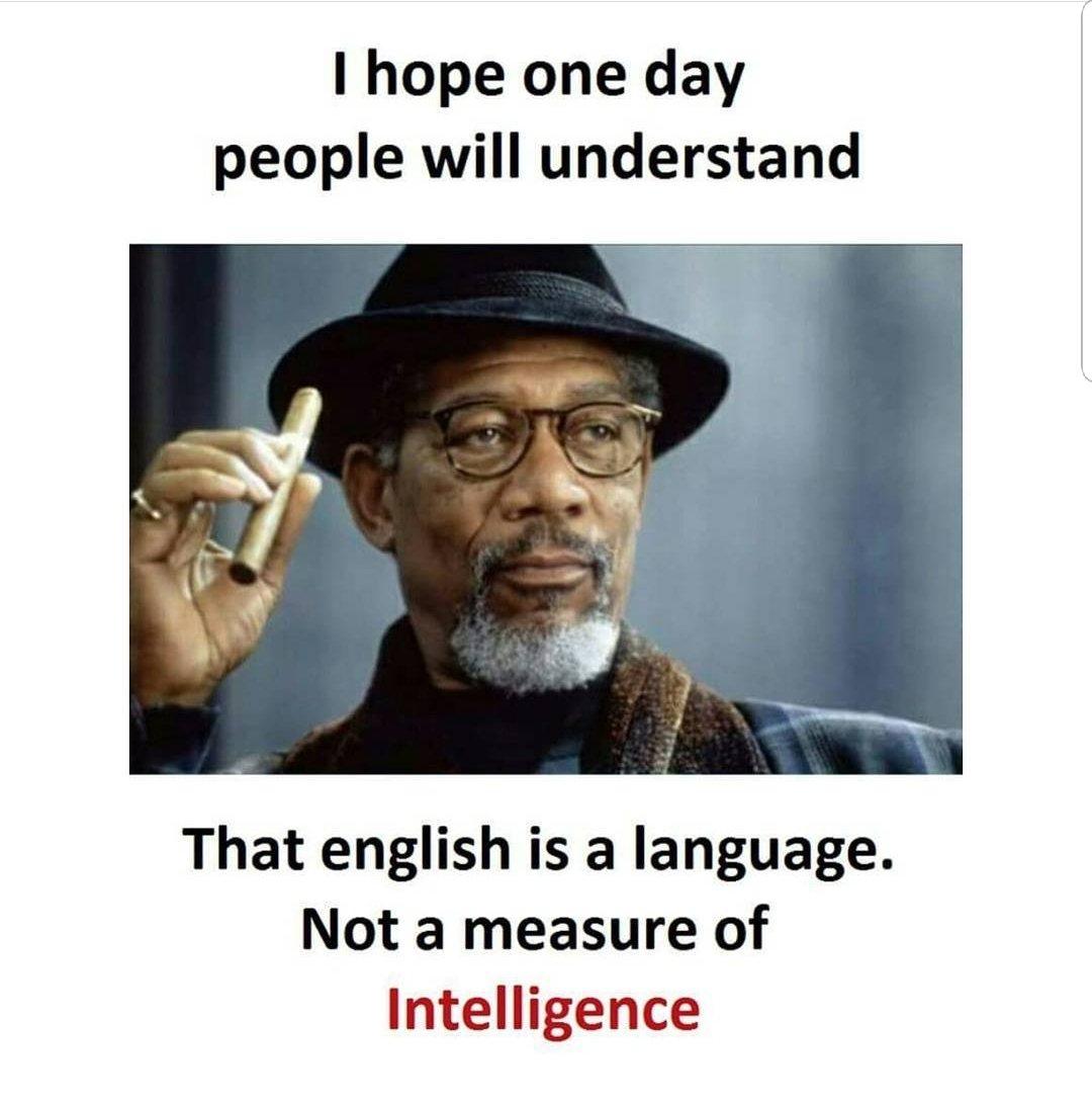 @Ali_Manzu English is not our Country and England is not our Language. 😅 #ProudSwahili #CoastalEliteTweet  #Coastal #Kenya