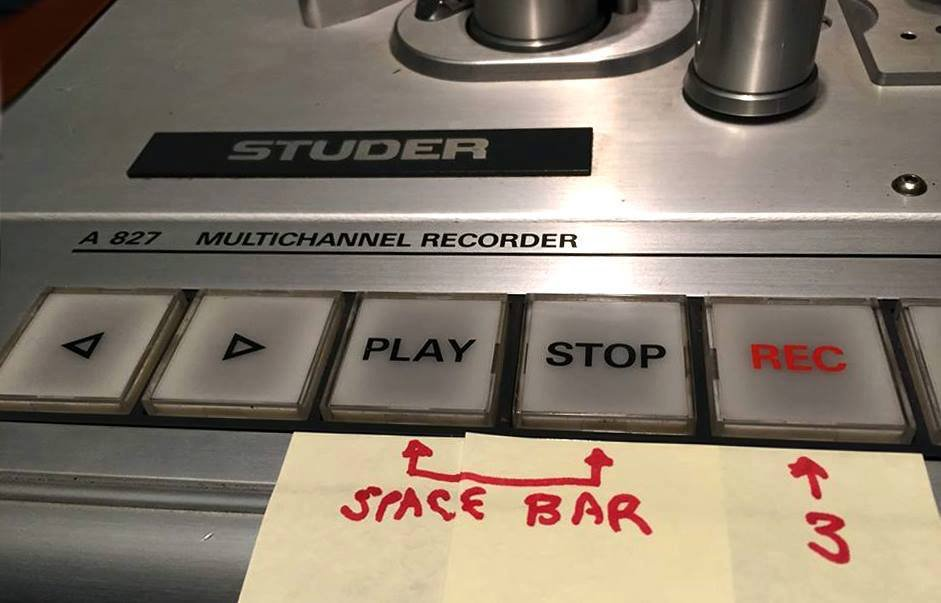 Know thy 🔑 commands ⌨️   #AudioEngineer #MusicProduction #ProducerJokes #Studer https://t.co/ufb8GfLh5C