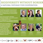 Image for the Tweet beginning: During Tuesday's Biodiversity Without Borders