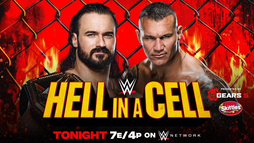 WWE Hell In A Cell Final Betting Odds: Champion Favored To Lose, Drew McIntyre Vs. Randy Orton