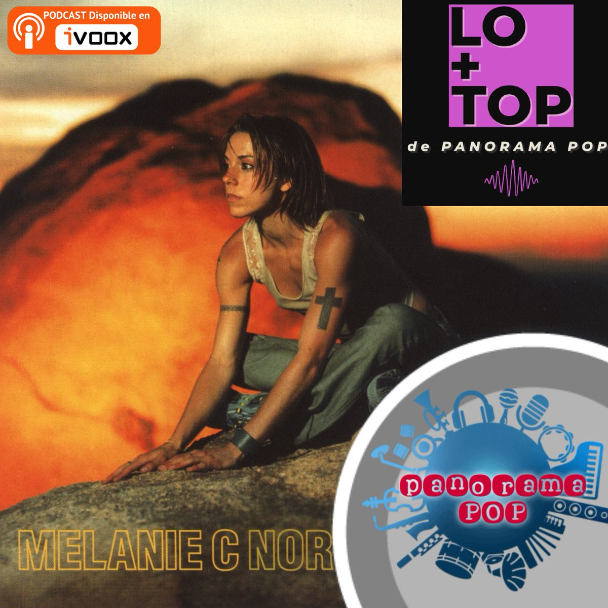"#PanoramaPOP ""Northern Star"", album debut de Melanie C   🔰🔰ESCUCHANOS AQUI🔰🔰 https://t.co/2HwJbgmk8k   #podcast #ivoox #northernstar #melaniec #melc #musica #music #gay https://t.co/onFDCpmLzB"