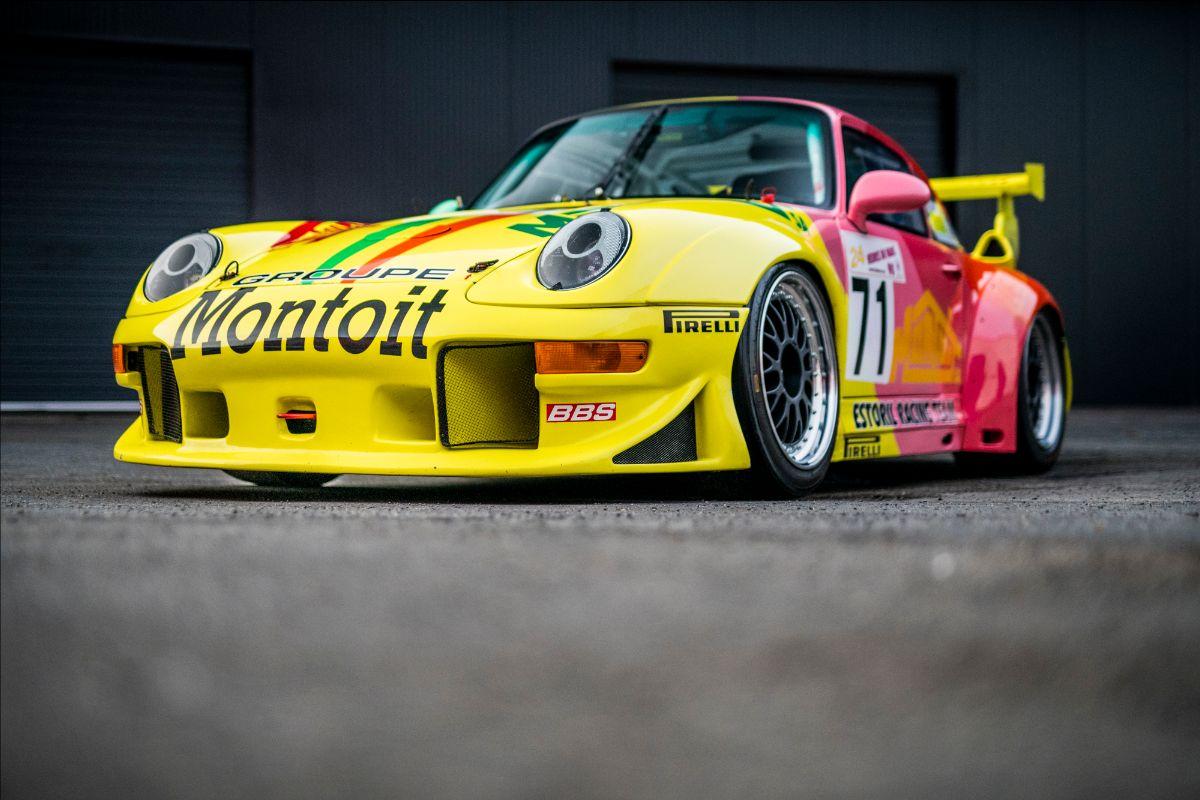 Vends Porsche 911 type 993 GT2 de 1997. Deux participations aux 24H du Mans et autres épreuves internationales. Moteur entièrement neuf, remise en état complète, prête à courir une nouvelle saison, idéale prochain Le Mans Classic. #Porsche #993GT2 #CRads https://t.co/r1shtL8ouO https://t.co/WLjjApapNd