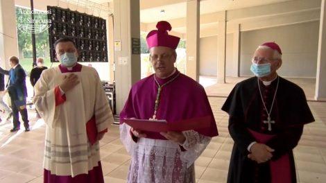 Il nuovo vescovo di Siracusa sceglie il Santuario di Maria per la sua ordinazione - https://t.co/ri5HIuKxsA #blogsicilianotizie