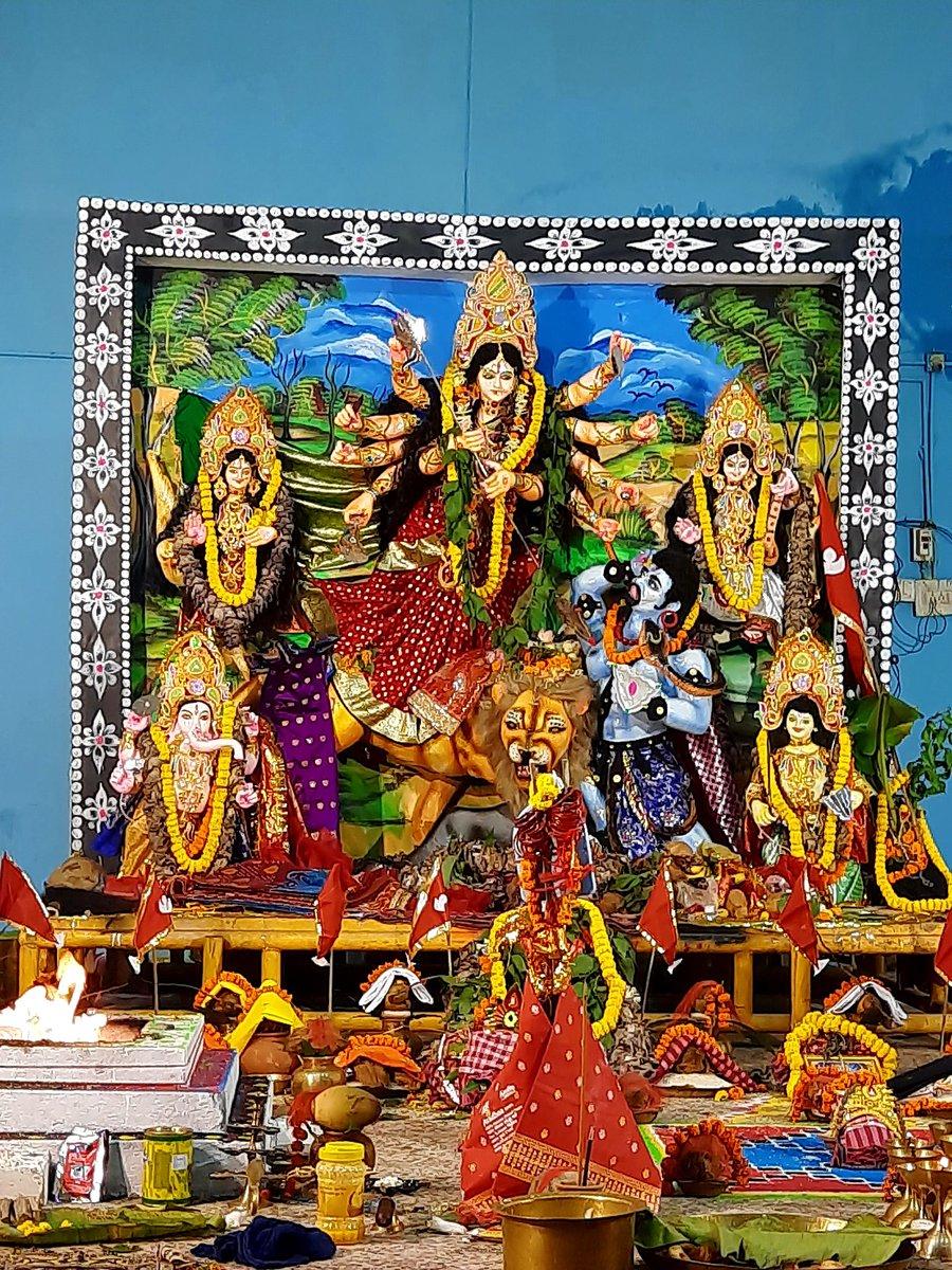 #HappyDussehra #Vijayadashami #Bhubaneswar #MaaDurga 🙏🙏🙏
