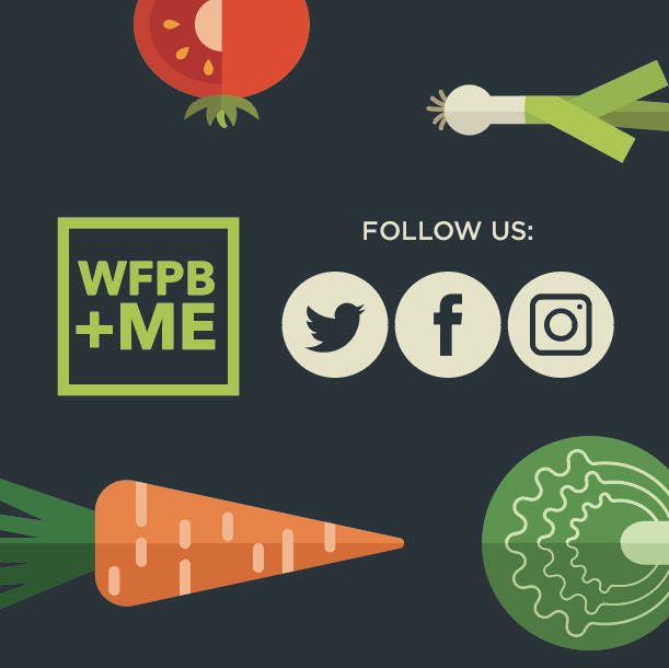 WFPB+Me is the perfect tool for health practitioners to teach patients about #wfpb #nutrition. But #dyk that our SM pages are full of educational material, motivational stories and delicious recipes to help patients on their journey to better health? Check us out! #LM2020 https://t.co/pY9dZeaint