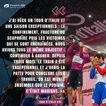 Image for the Tweet beginning: Arnaud Démare, quatre victoires et