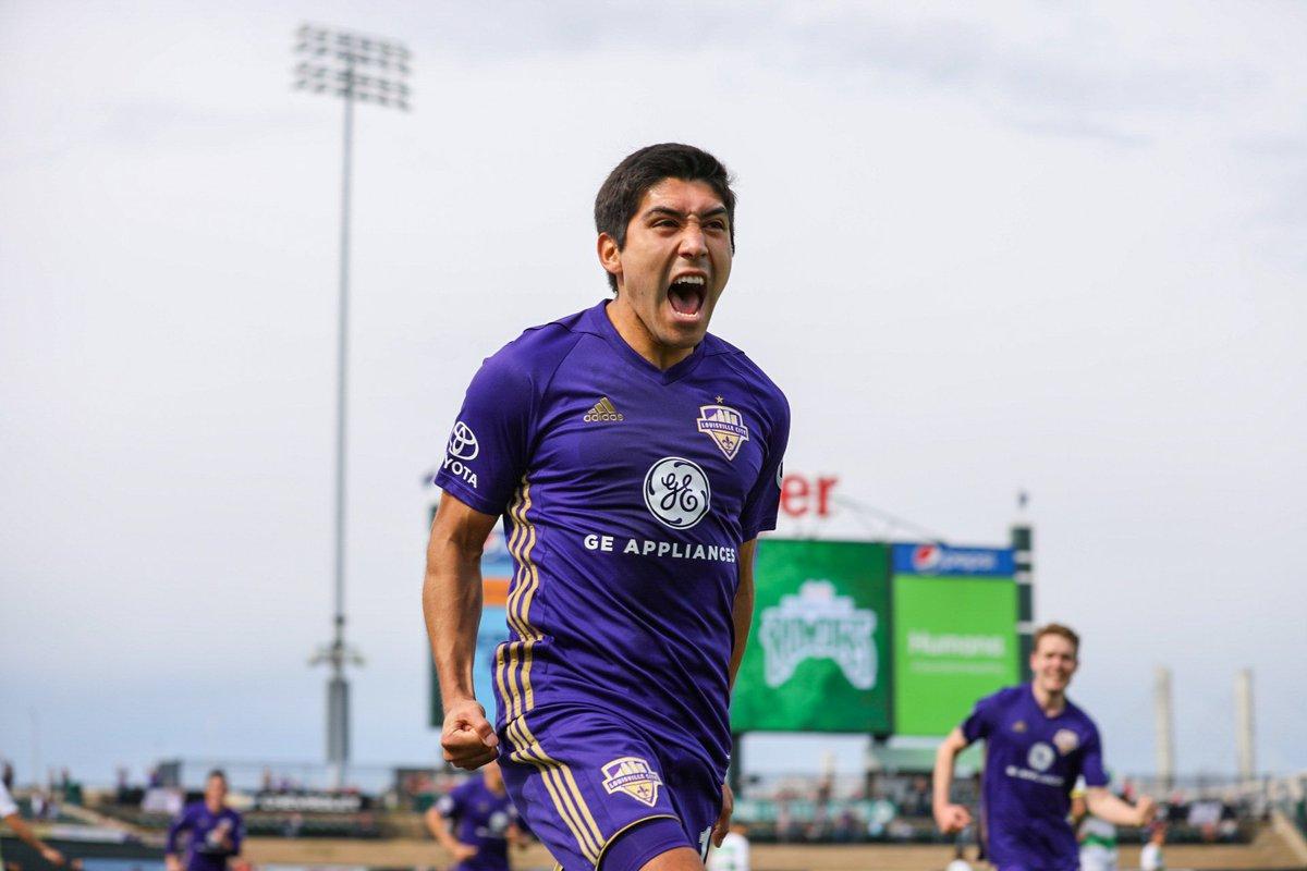(USA, 2nd) Óscar Jiménez started and played 77 minutes in Louisville FC's Eastern Conference Finals 1-2 loss vs Tampa Bay Rowdies. #oscarjimenez #louisvillecityfc https://t.co/5ORt0VWxwd