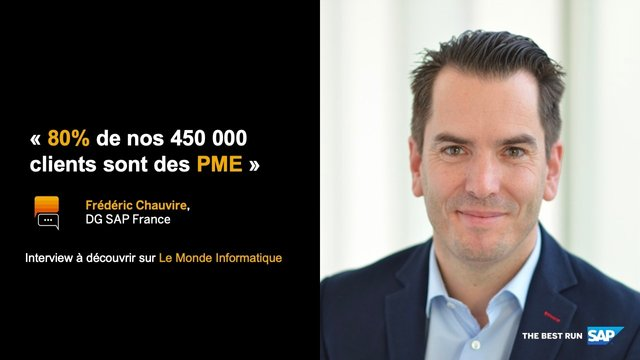 Une rentrée offensive sur le cloud pour SAP France, par @MondeInformatiq https://t.co/fXRjZxL6pK https://t.co/GJDNmZ4Hn5