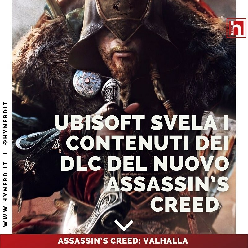 Ubisoft ha svelato il piano post-lancio di Valhalla, una dose impressionante di contenuti gratuiti e a pagamento per espandere la saga Vichinga.  Ecco i contenuti del Season pass di Assassin's Creed Valhalla:  • La Leggenda di Beowulf • Assassin's Cr… https://t.co/V5IGtlciE2 https://t.co/RCw1Ztk1A7