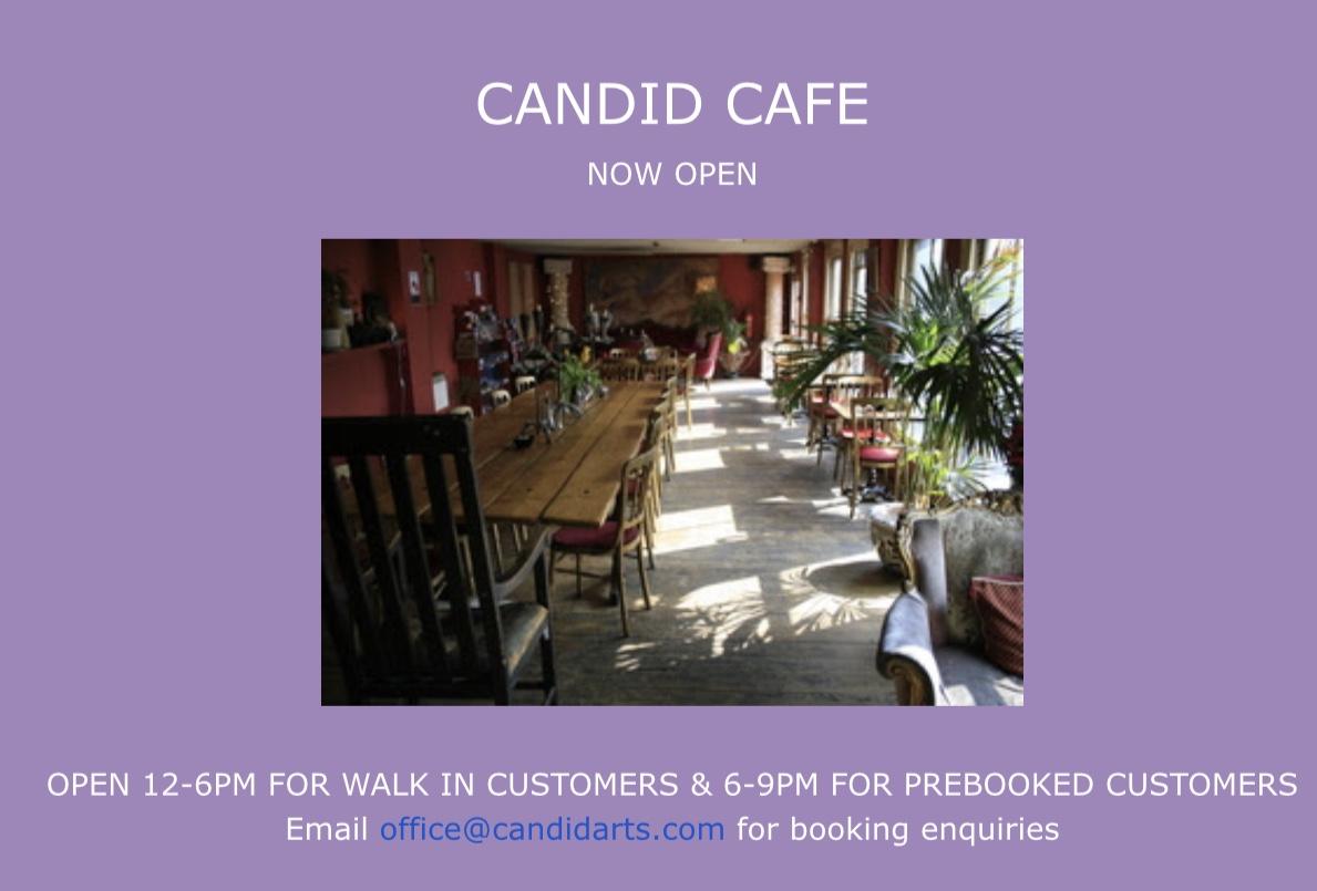 #candidcafe #candidarts #candidartstrust #cafe #islington #food #coffee #hiddenlondon #london #artcafe #islington #artgallery #artgallerylondon #artgallerycafe https://t.co/cknvcY0o5W