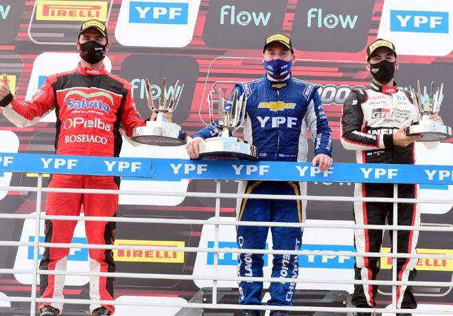 Llaver ganó en Alta Gracia el Súper TC 2000