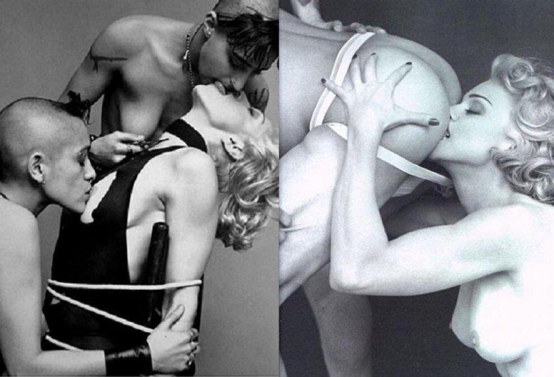 Madonna sex japan photo book werotic cd single outer box rare nudes