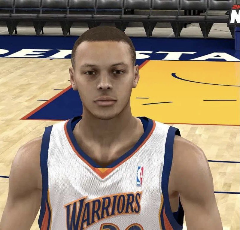 2K10 vs Next Gen 2K21 Steph Curry. Did the 2K player graphics change for the better or worse?