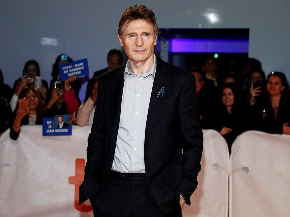 Liam Neeson's thriller