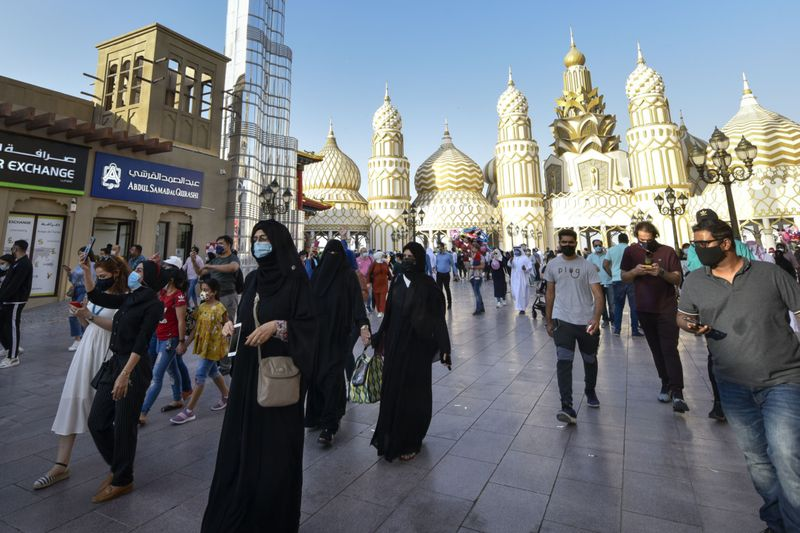 'Global Village' in #Dubai Season 25, fresh attractions, sweeping COVID-19 precautions mark latest edition New pavilions, rides and shows launched under COVID-19 safety measures for Season 25. Will there be an Israeli pavilion too? #UAE #Israel https://t.co/XFN8ikpZjc