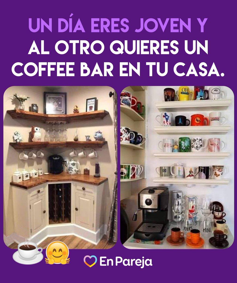 ¡Lo quieroooooo!😍 #enpareja #amantesdelcafé #café #CafeCargado  #coffelover  https://t.co/yYJB5y4ObP https://t.co/8kjtXqkzNg