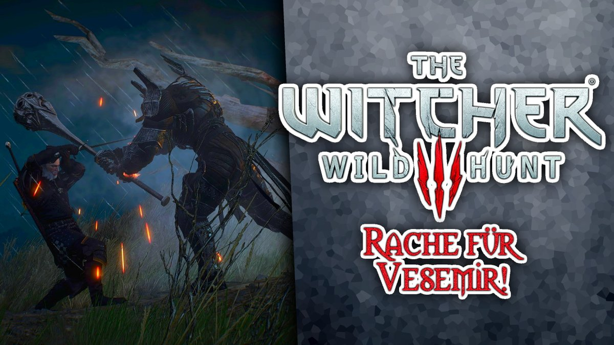 https://t.co/ur5jDMSYTw Rache für Vesemir!   #TheWitcher https://t.co/hqMKdRwXBN