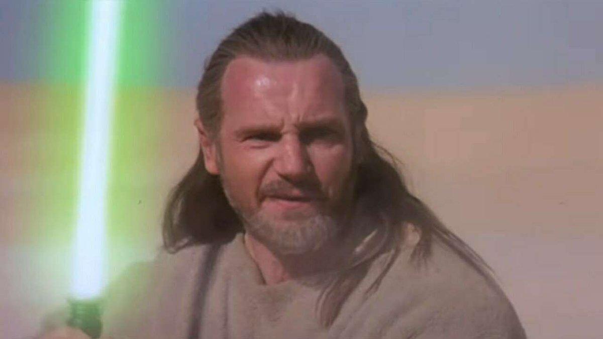 Liam Neeson says Disney hasn't approached him about playing Qui-Gon Jinn again 😥 trib.al/b99jfn0