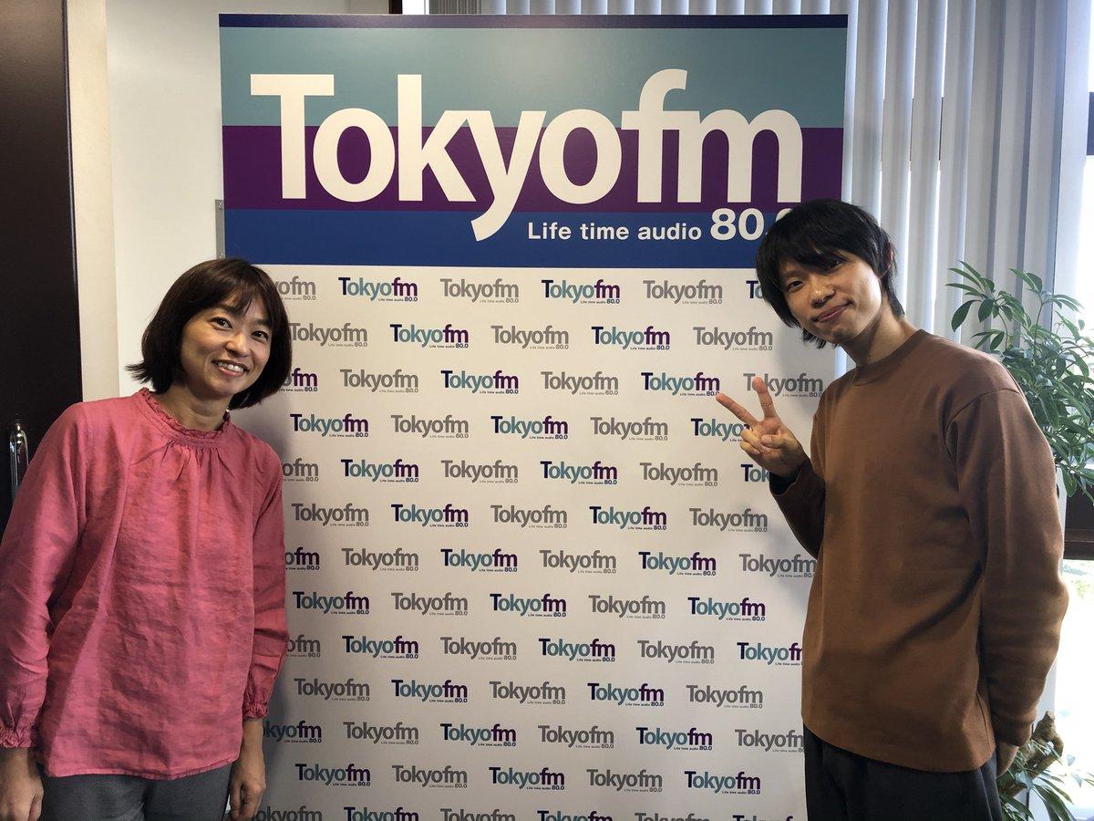 *#BlueOcean Professional* #TOKYOFM 本日は、3ピースピアノバンド #WEAVER の Dr/Cho #河邉徹 さんをお迎えしました!✨様々な想いが込められた新曲「CARRY ON」が10/21にリリース!♬河邉さんの新刊「#アルヒのシンギュラリティ」も発売中です!📕▼WEAVER HP🔗