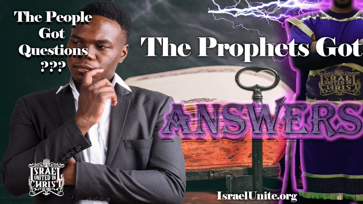 🚨New video🚨 #IsraelUnitedInChrist #IUICMobile #THESOLUTION #HolyPeople #Roles #TheWordOfGod #KeepTheCommandments #StopSinning🚫 #12Tribes  #BabylonFalling💪🏿 #Like👍🏿 #Suscribe🔔 #Share♻️ #Comment💬 on #Youtube for more #Content  https://t.co/kFkDNJToy9 https://t.co/2UuJw3wkS7