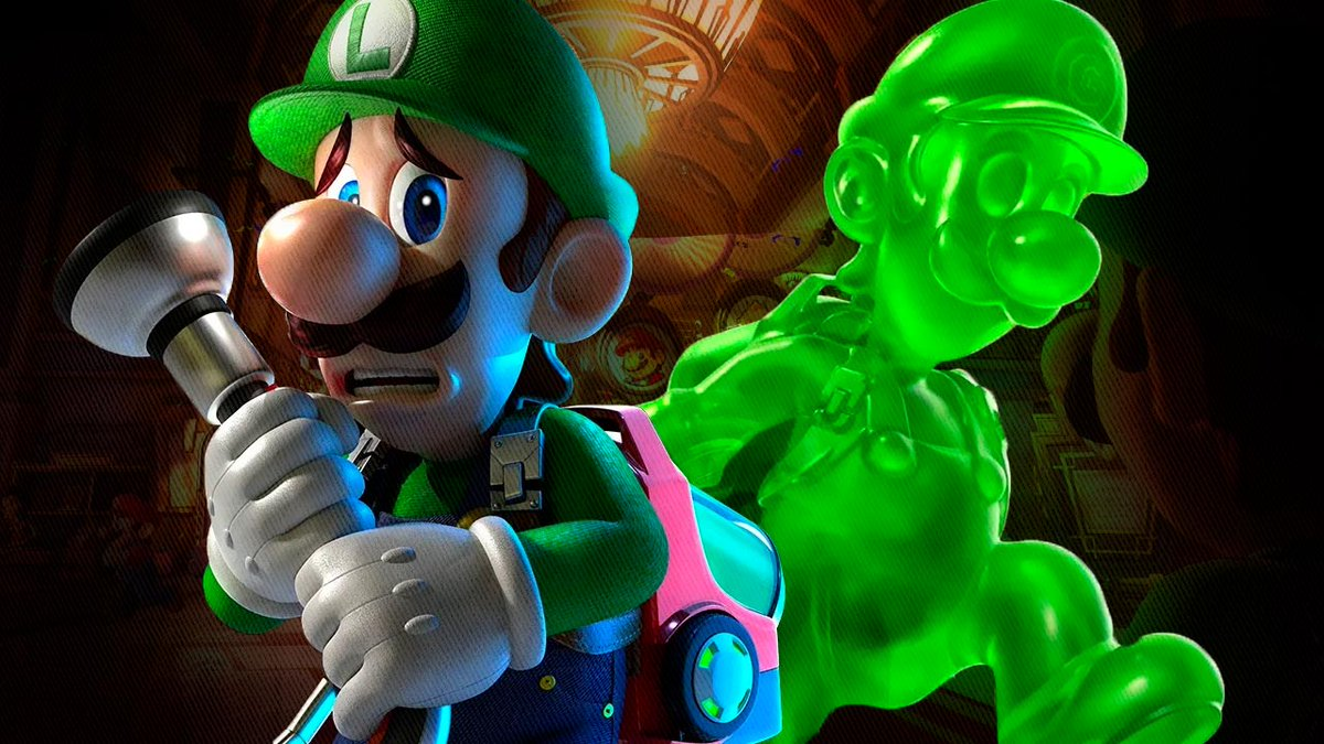 ITS GOOIGI TIME GAAAHOO!! I adored the first Luigis Mansion so excited to finally play the goop out of the new one! Starting within the hour 🦠