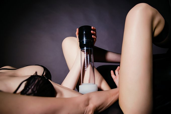 Can't decide on your next #Fleshlight purchase? The FleshPump can assist with high-performance sexual