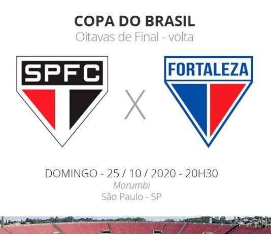 COMENTE AQUI: Copa Do Brasil 2020- São Paulo FC x Fortaleza https://t.co/3Kf8FTh1pj #spfc #tricolor https://t.co/3vP8kb7Qru
